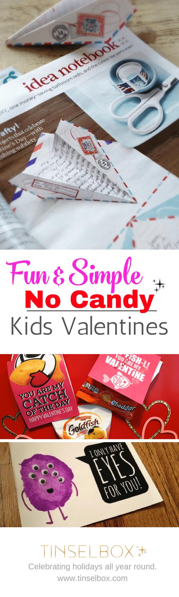 Valentine Card Ideas Easy Whimiscal Tinselbox – School Valentine Card Ideas