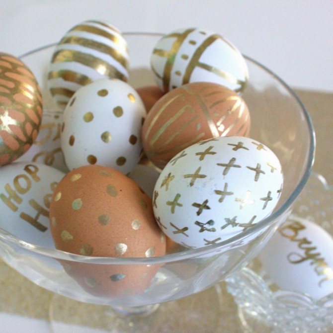 Tinselbox Easter Eggs