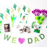 Past Boxes – Father's Day Cactus Party