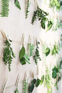 Leaf-wall-indoor-garden-party