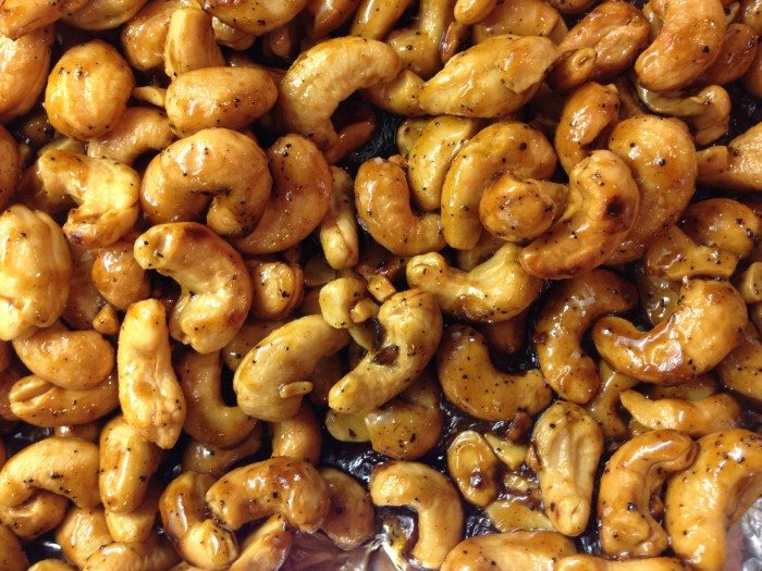 cashews mexican spice