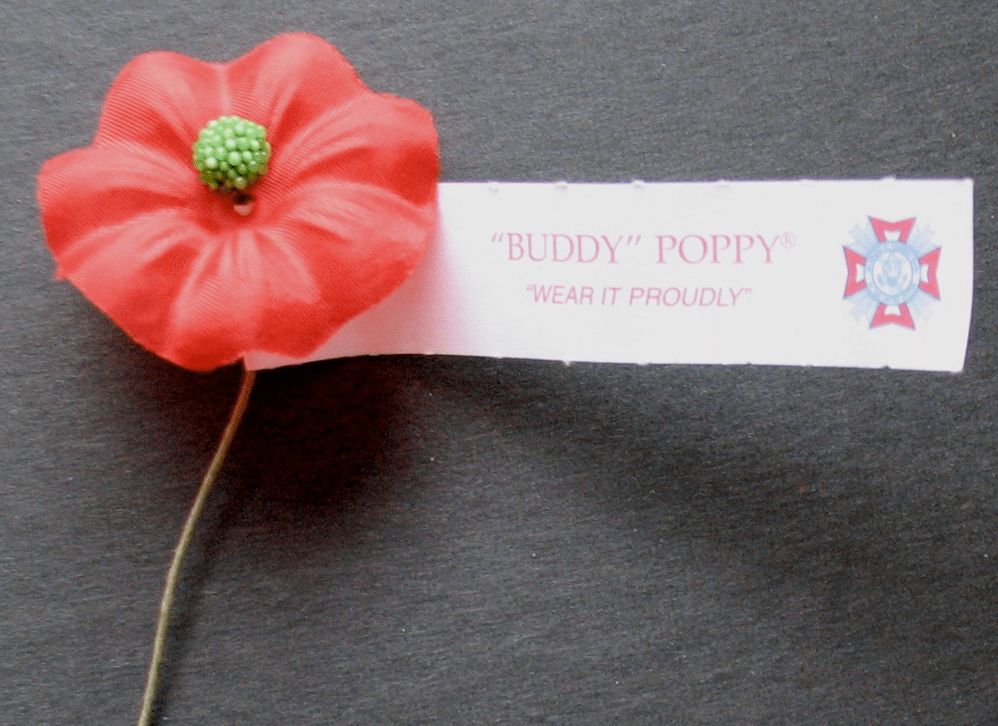 Poppies for remembrance tinselbox in 1921 the franco american childrens league sold poppies nationally to benefit war orphans of france and belgium the league disbanded a year later and mightylinksfo
