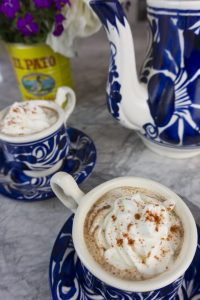 You won't believe what the best kick is for your spiked mexican hot chocolate. Our test kitchen figured it out.