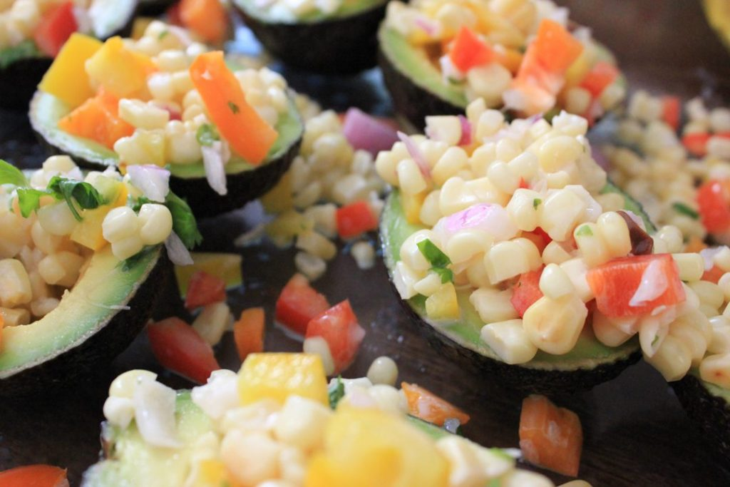 Corn Salad Avocado sm