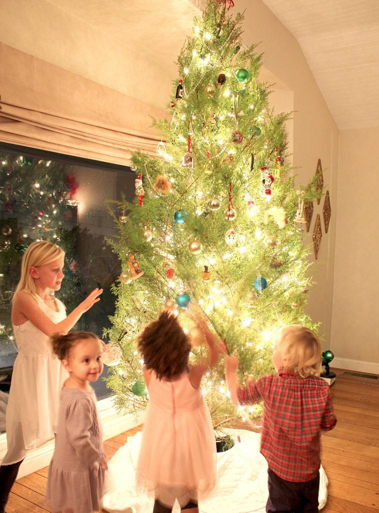 Photography: Amazing Nighttime Christmas Tree Photos