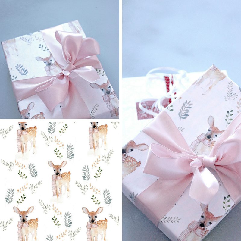I Know Have Mentioned This Cute Paper Before Just Had To Wrap Something With It