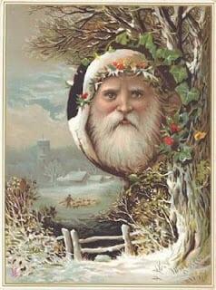 German Santa traditions