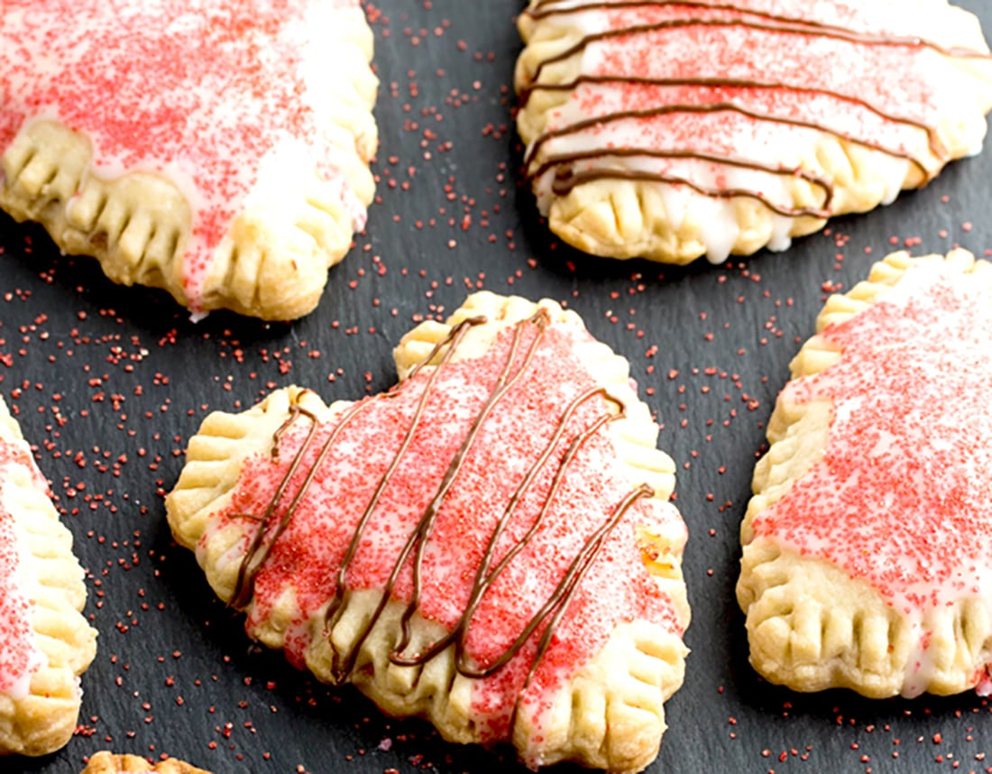 Delicious Valentines Day Cookies Inspiration