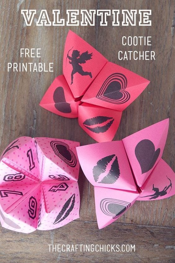 20 adorable valentines diy best of pinterest tinselbox for Valentine party crafts for school