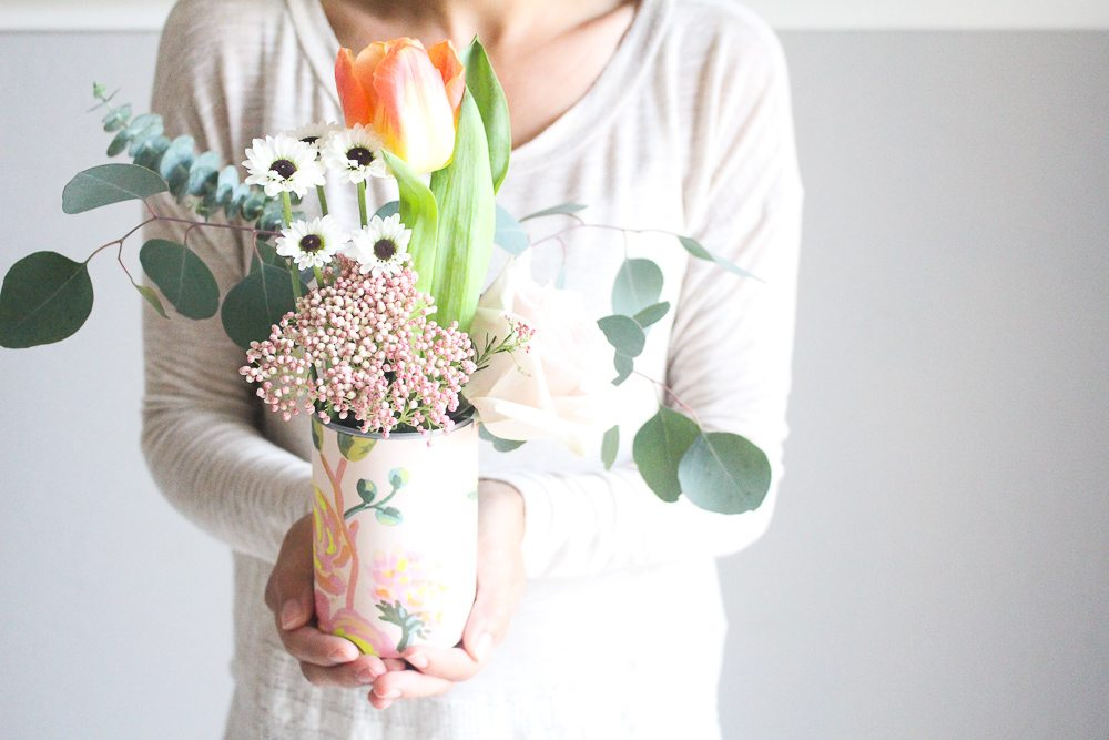 creating diy flower arrangements