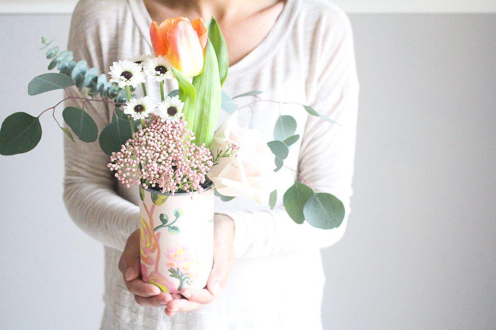 creating diy flower arrangements