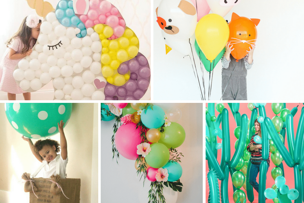 20 Best Balloon Party Ideas Best