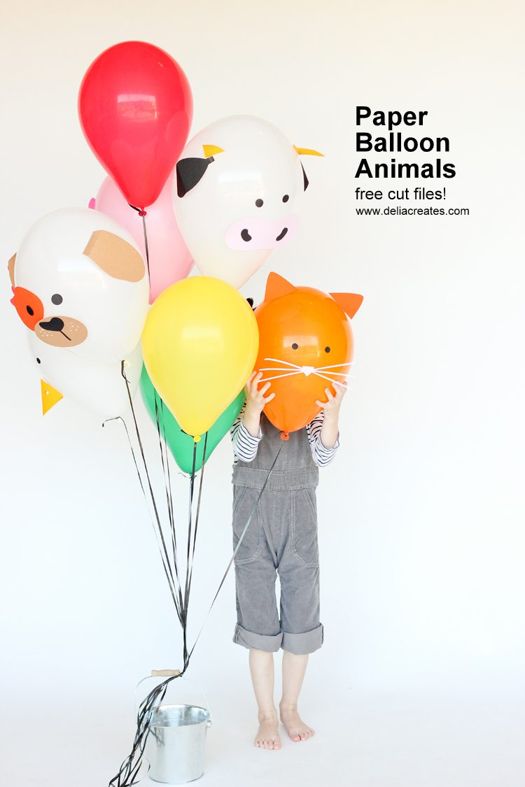 balloon party photo