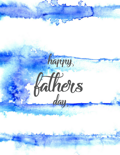 image regarding Happy Fathers Day Cards Printable known as Replica of totally free printable satisfied fathers working day card take pleasure in your self Father