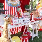 Carnival Circus Party