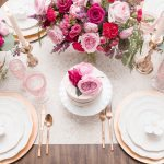 Pink and Gold Party | Pretty Bridal Showers and Birthdays