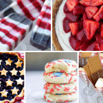 Easy, Elegant 4th of July Desserts