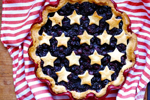 Easy Elegant 4th of July Desserts