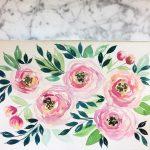 Courtney Bray | Watercolor Artist