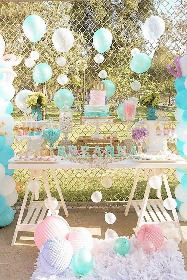 Magical Under The Sea Party Inspiration Tinselbox