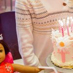 American Girl Cafe Birthday Party
