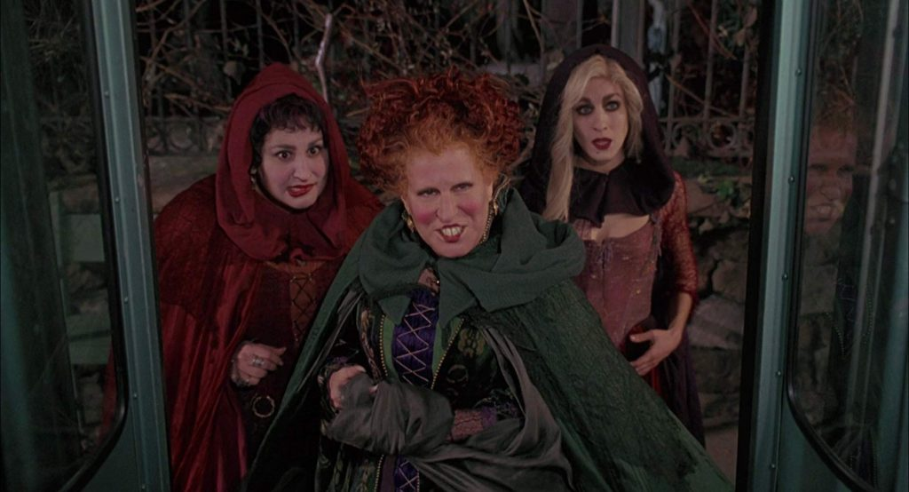 best halloween movies hocus pocus