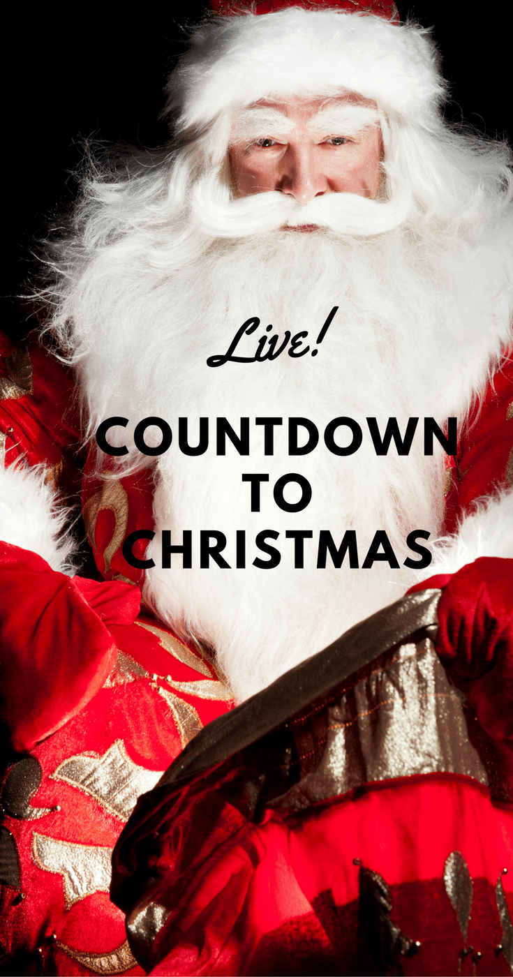 How many days until Christmas Day? Our live countdown to Yule Tide holiday season 2018 runs 24 hours a day, 7 days a week.  #christmas2018 #live #countdown
