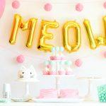Cute Kitten Birthday Party | Pinterest Favorite