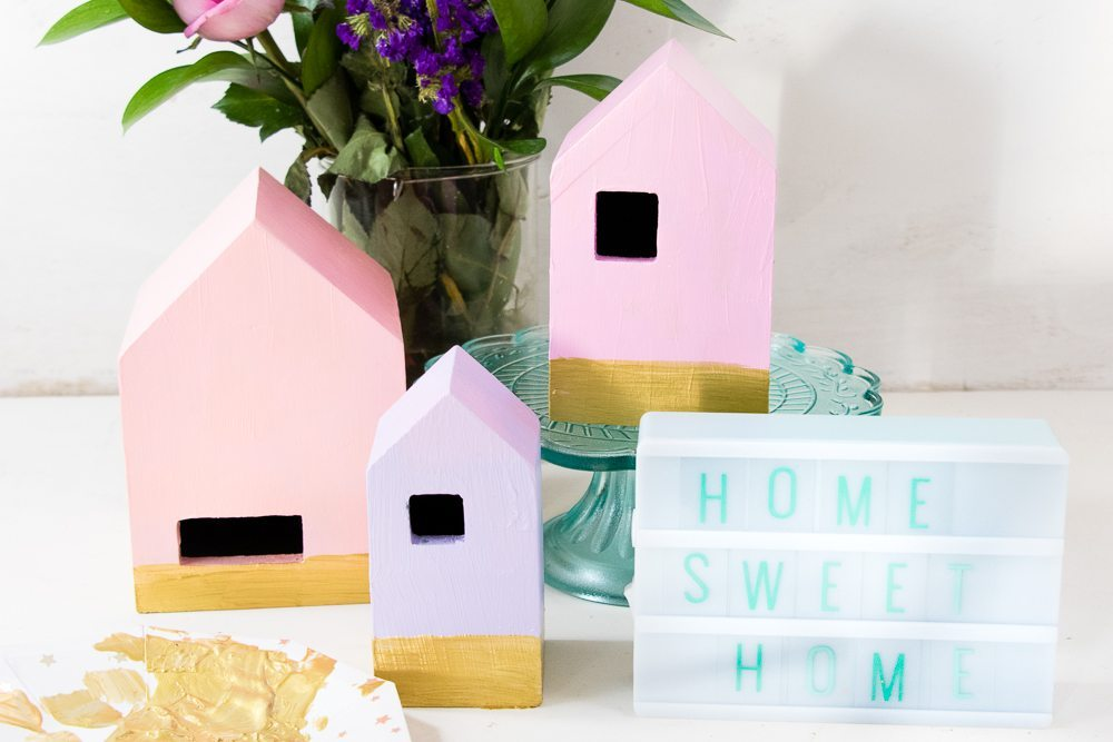 hearth hand nesting houses hack diy tinselbox. Black Bedroom Furniture Sets. Home Design Ideas