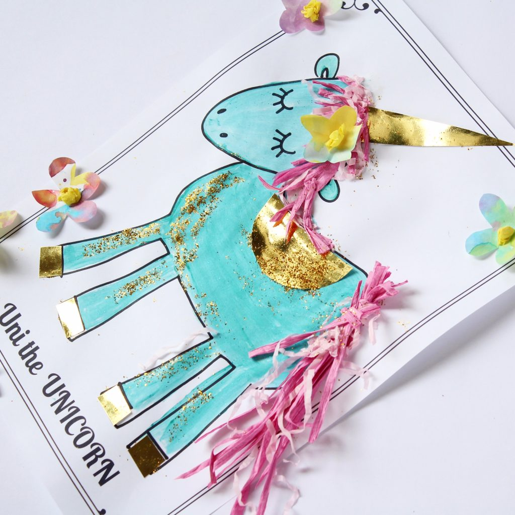 Unicorn Themed Party Games