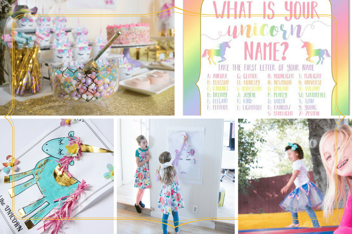 Unicorn Party Games That Are Fun And Easy