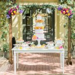 Elegant Floral Fiesta Birthday Party Inspiration