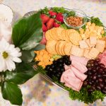 Simple Crudites Party Platter {Delish}