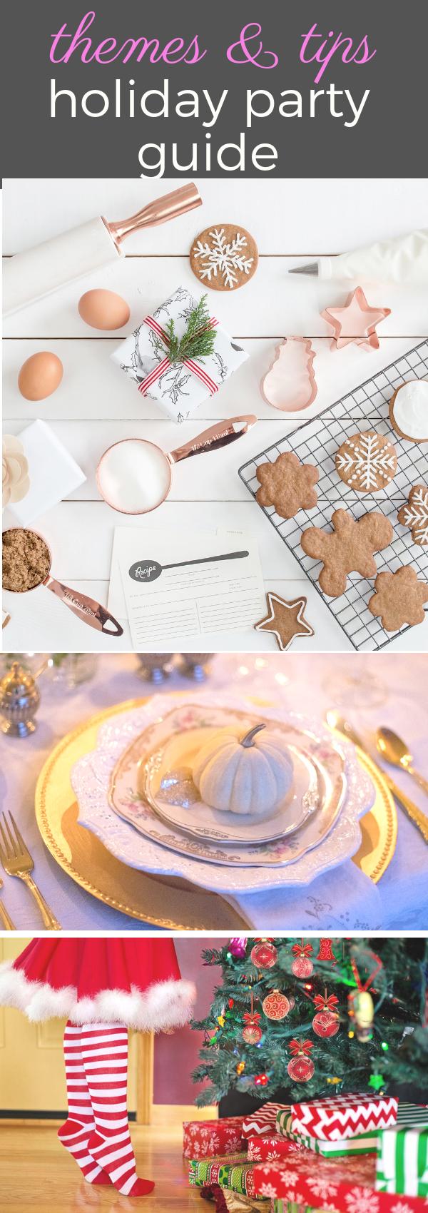 Holiday Party Ideas Tinselbox