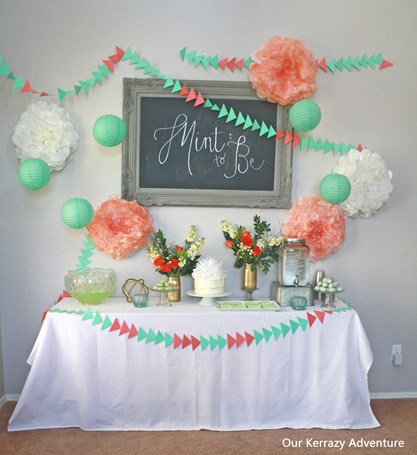 Adoption Shower or Gotcha Party Ideas