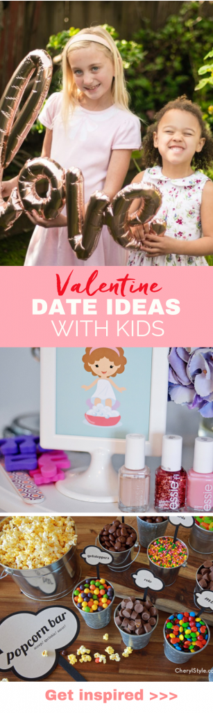 Valentine's Date with Kids