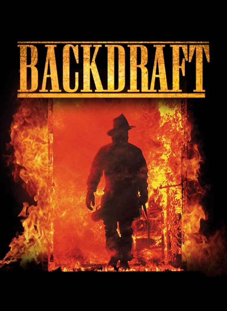 Movies That Get You To The Ugly Cry - backdraft