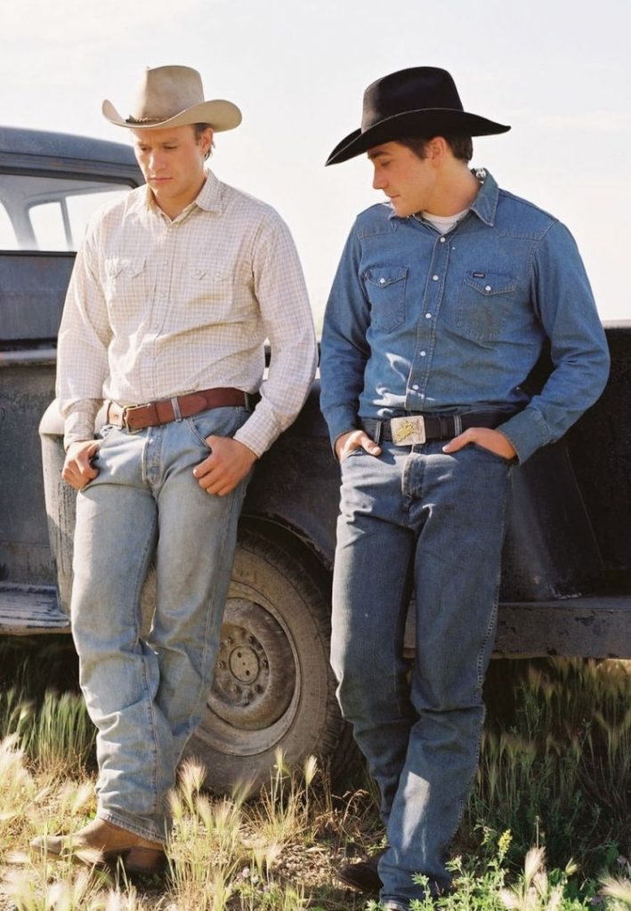 Movies That Get You To The Ugly Cry - brokeback