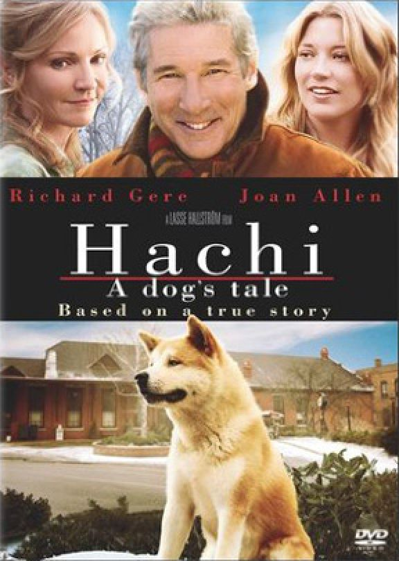 movies that get you to the ugly cry - hachi