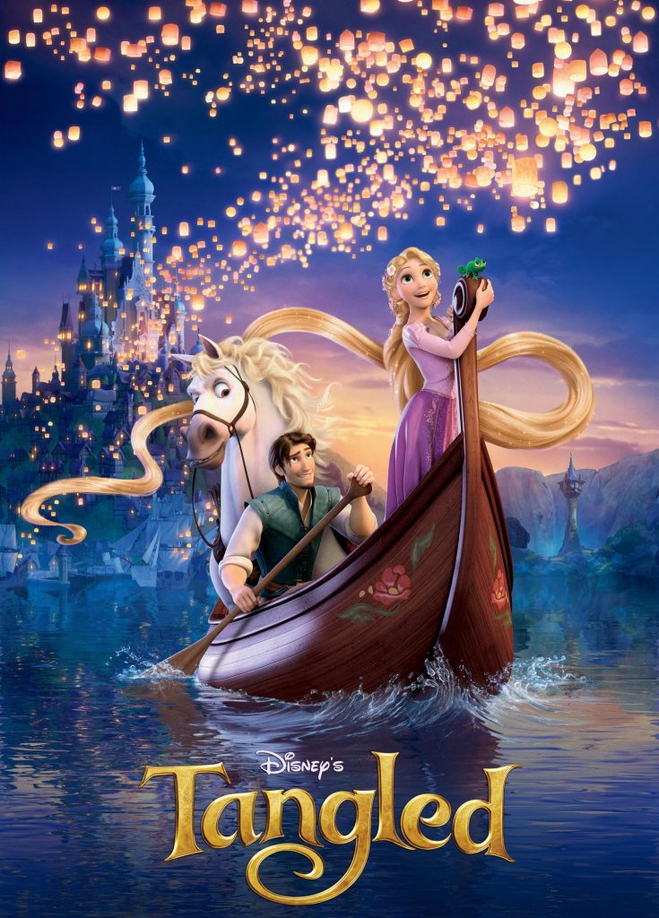 Movies That Get You To The Ugly Cry - tangled