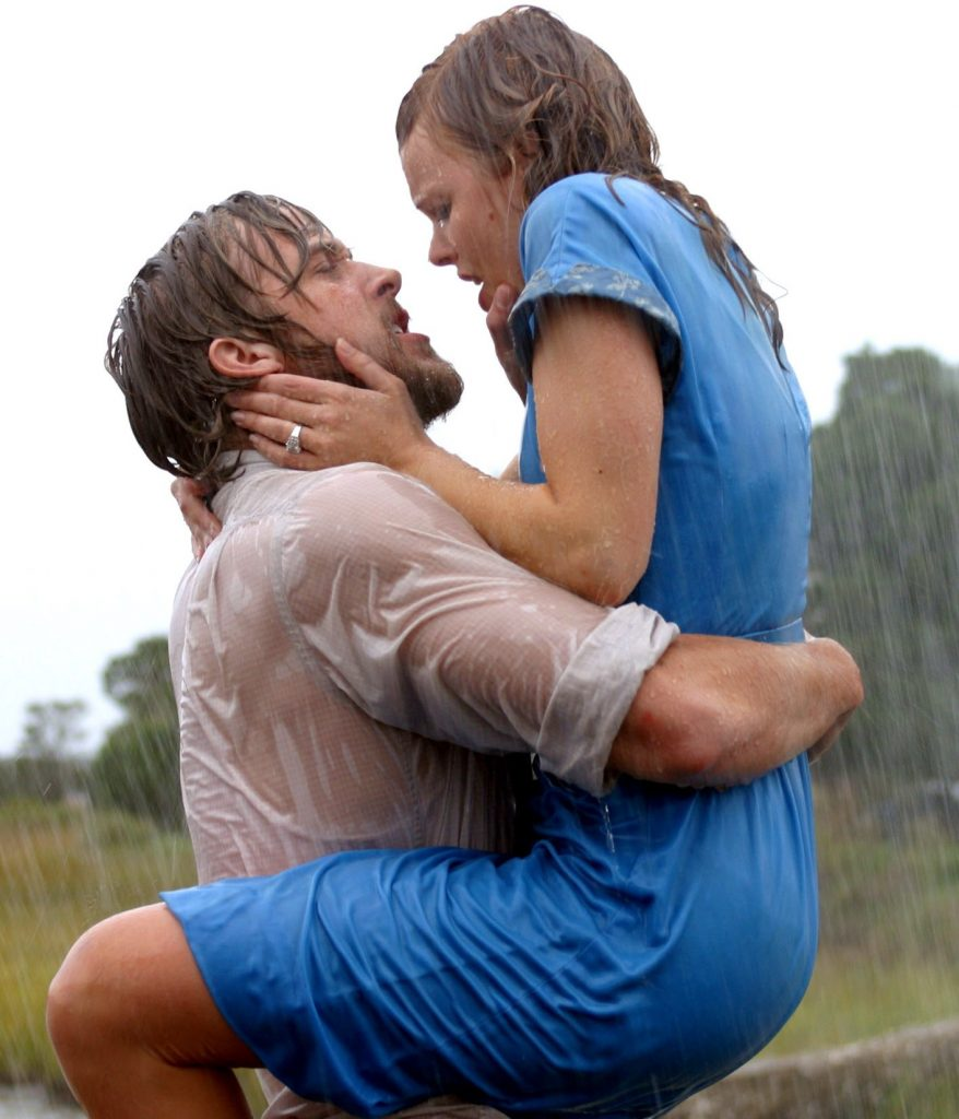 Movies That Get You To The Ugly Cry - the notebook
