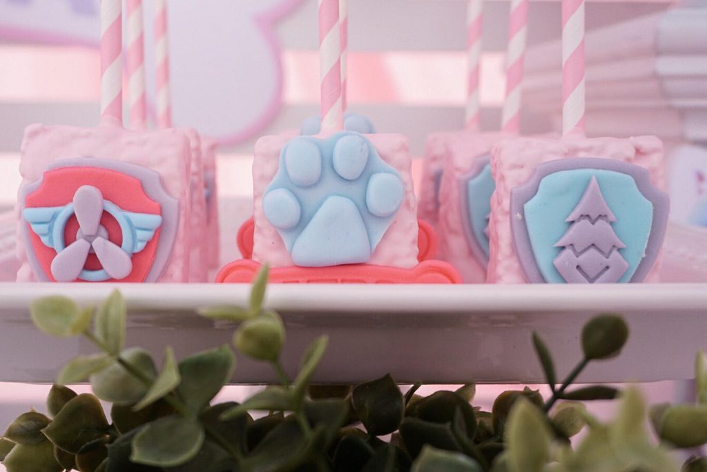 Paw Patrol Party for Girls