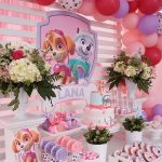 Paw Patrol Birthday Party for Girls