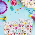 Unicorn Bingo Free Printable