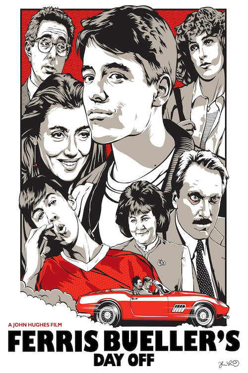 What your favorite high school movie says about you - Ferris Bueller