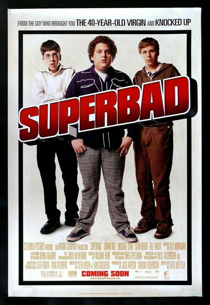 What your favorite high school movie says about you - Superbad
