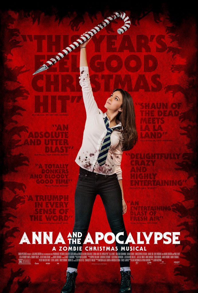 12 days of Christmas - Anna and the apocalypse