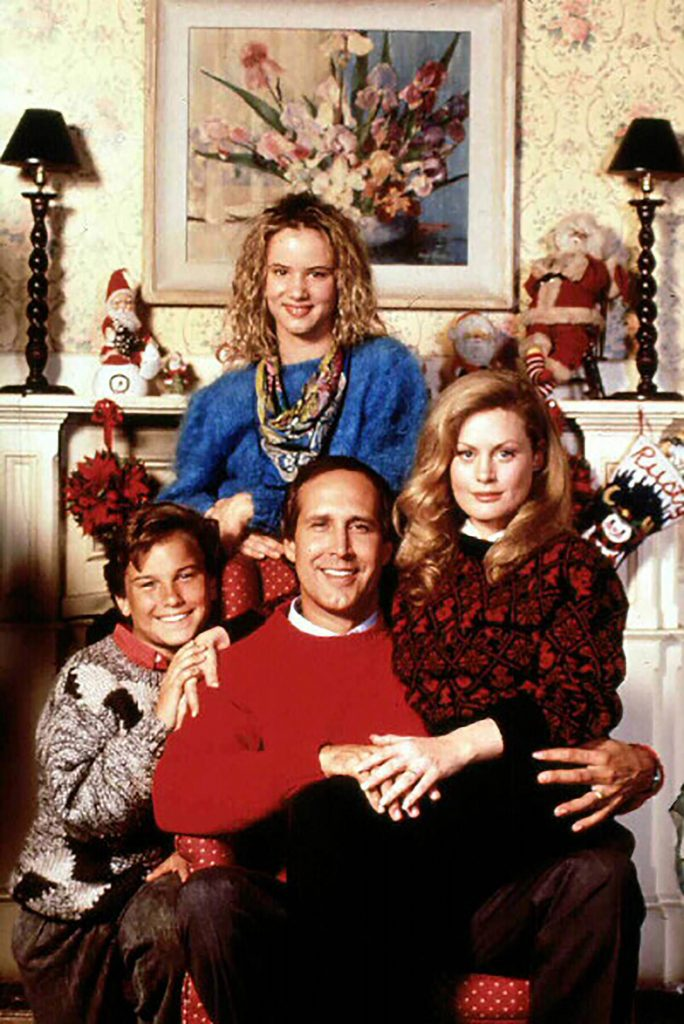 12 days of Christmas - Christmas Vacation