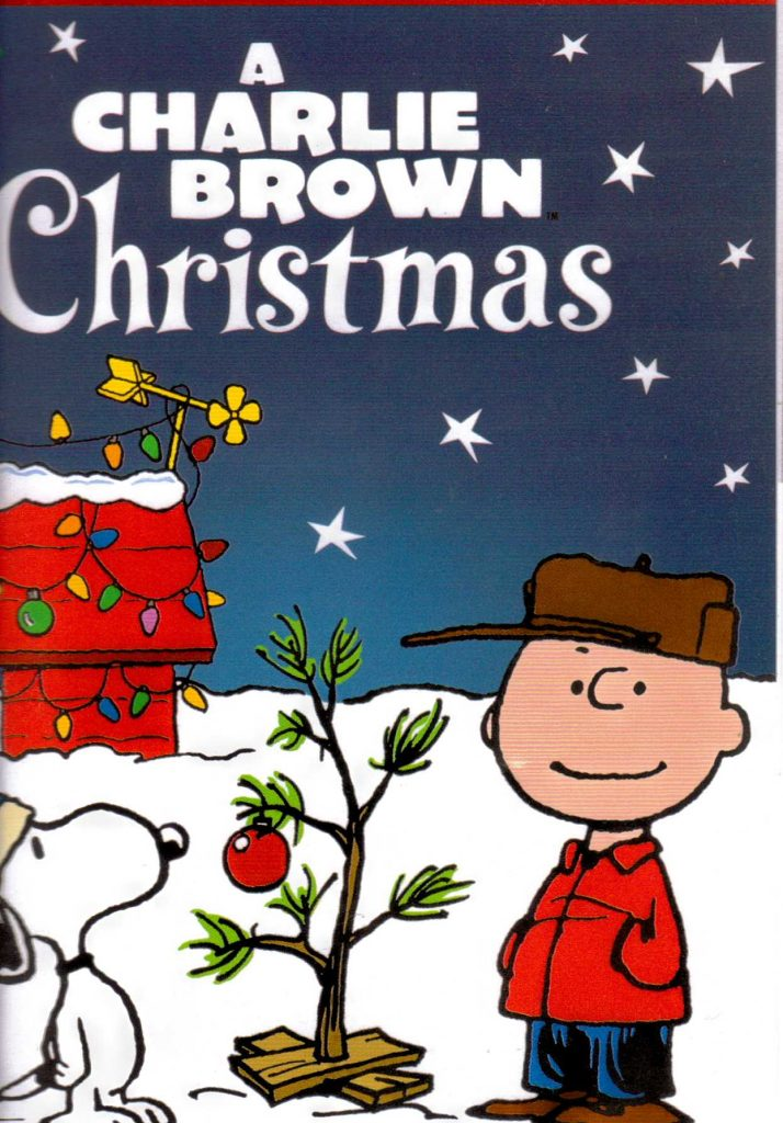 12 days of Christmas - Charlie Brown