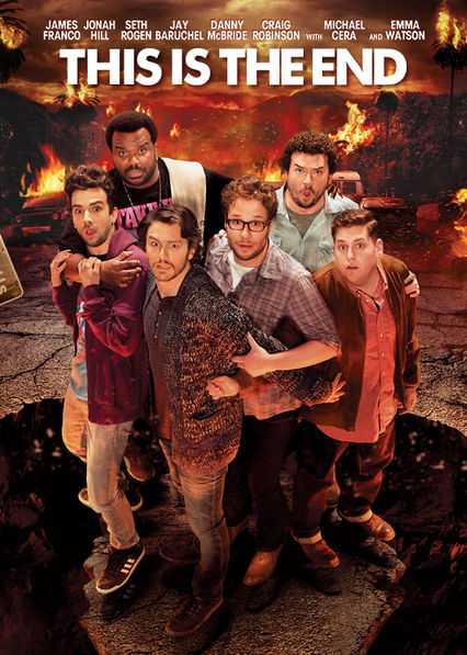 This is the End - Comedy with James Franco and Seth Rogen